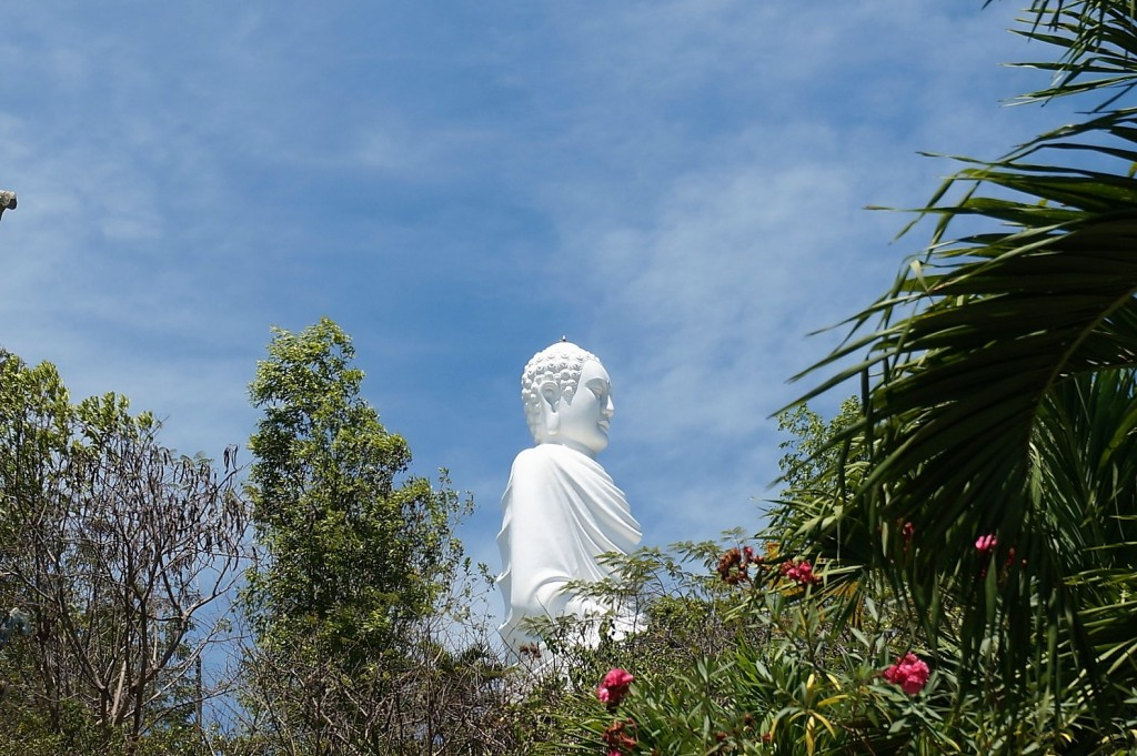Long Son Pagode in der Nähe von Nha Trang